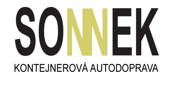 logo firmy Sonnek  - Kontejnerová doprava