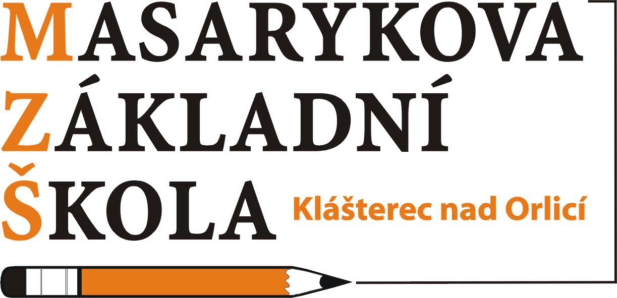 logo firmy Masarykova základní škola Klášterec nad Orlicí, okres Ústí nad Orlicí