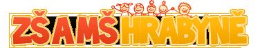 logo firmy Základní škola a Mateøská škola Hrabynì, okres Opava, pøíspìvková organizace