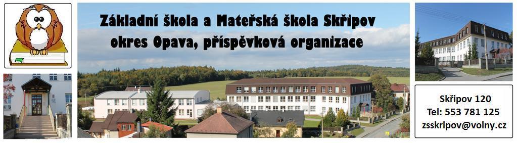 logo firmy Základní škola a Mateøská škola Skøipov