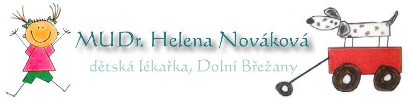 logo firmy MUDr. HELENA NOVÁKOVÁ