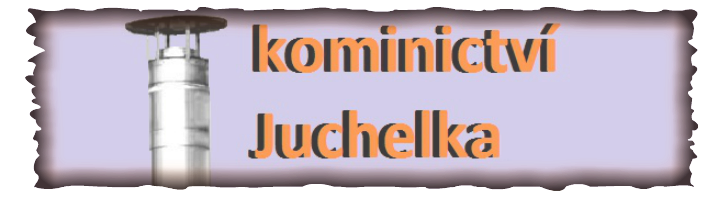 logo firmy KOMINICTVÍ JUCHELKA