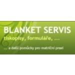 logo firmy BLANKET SERVIS