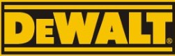 logo firmy DEWALT MORAVA
