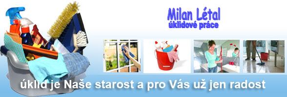 logo firmy LÉTAL MILAN - Dodavatelský úklid