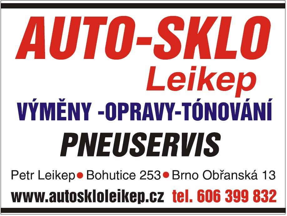 logo firmy Petr Leikep-- Autoskla