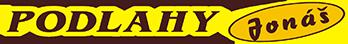 logo firmy  Podlahy Jonáš