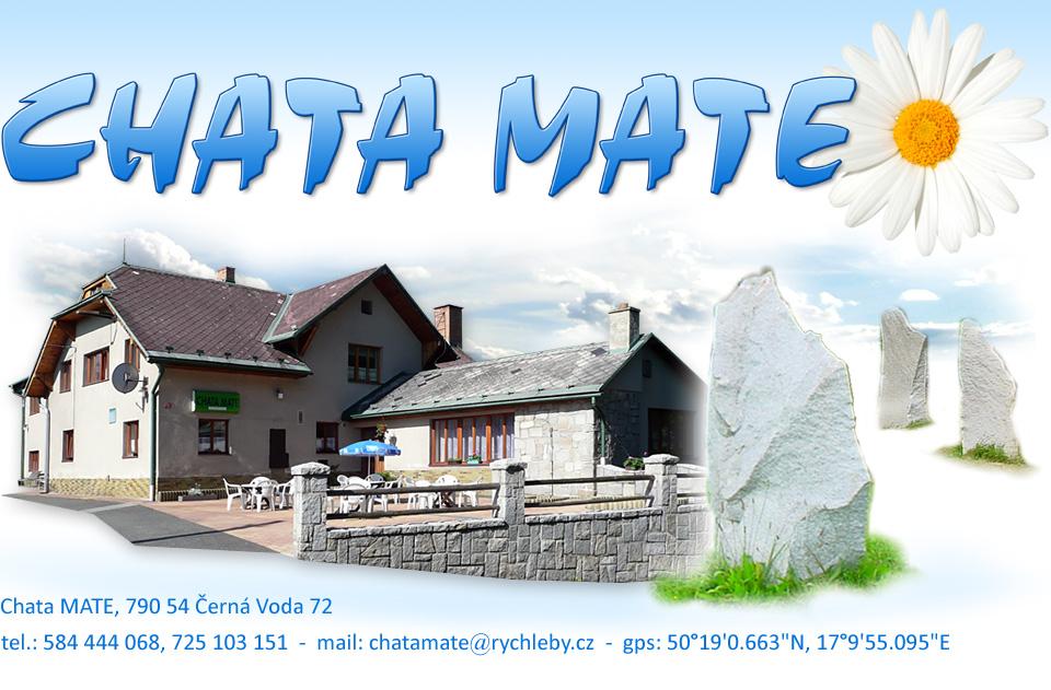logo firmy CHATA MATE