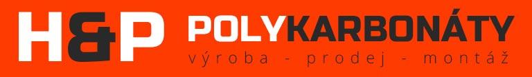 logo firmy H&P POLYKARBONÁTY s.r.o.
