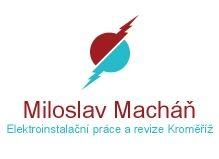 logo firmy MACHÁŇ MILOSLAV