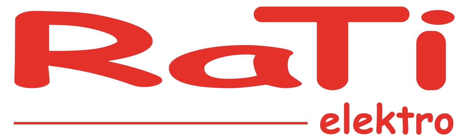 logo firmy RATI-ELEKTRO