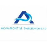logo firmy AKVA-MONT-M.SVATOŇOVICE