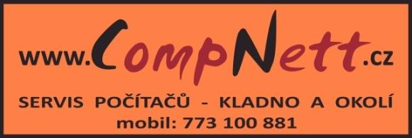 logo firmy CompNett.cz