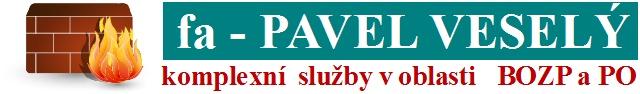 logo firmy Pavel Veselý - BOZP