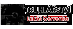 logo firmy Lukáš Èervenka – truhláøství