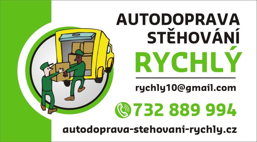 logo firmy Stìhování Praha Rychlý