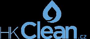 logo firmy HK Clean u.s. - úklidová služba Hradec Králové