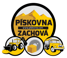 logo firmy Pískovna Èeská Kamenice