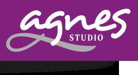 logo firmy Agnes Studio