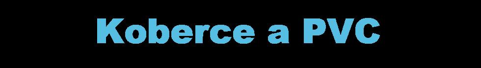 logo firmy Koberce a PVC