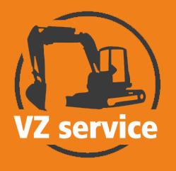 logo firmy VZ SERVICE