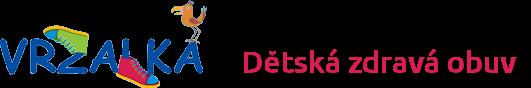 logo firmy VRZALKA - dìtská zdravá obuv