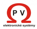 logo firmy Pavel Váverka - PV elektronické systémy Písek