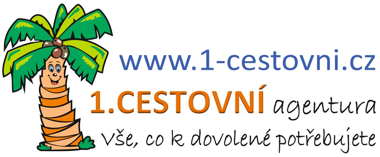 logo firmy 1.CESTOVNI AGENTURA