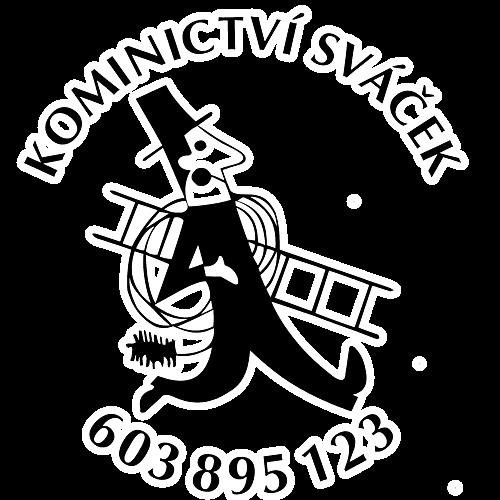 logo firmy KOMINICTVÍ VÁCLAV SVÁČEK