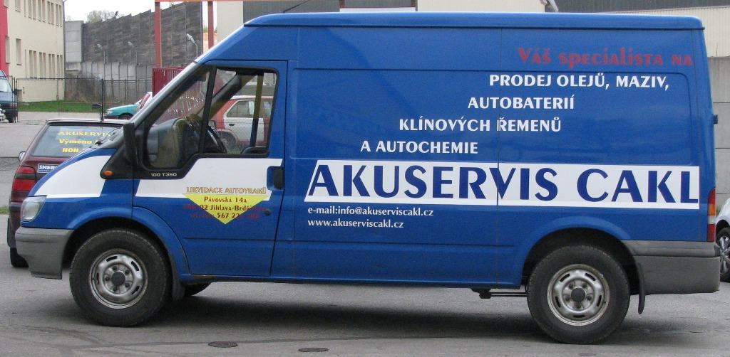 AKUSERVIS CAKL fotografie 2 z 2