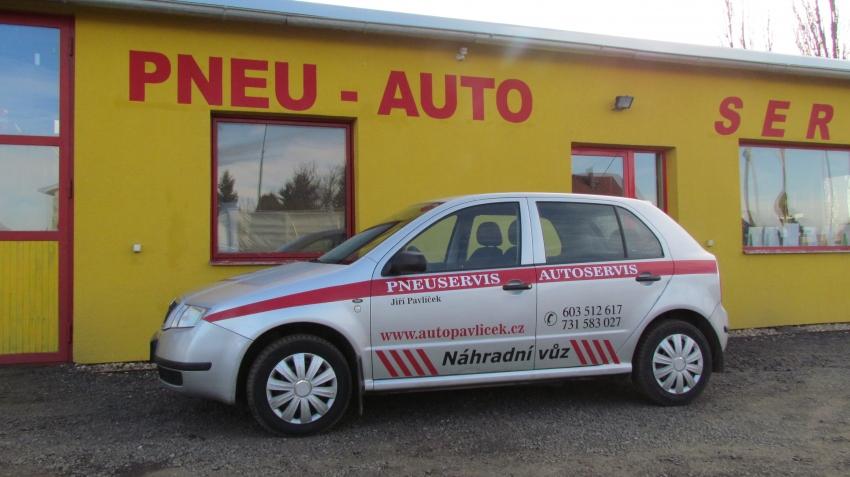 Autoservis - pneuservis Pavlíèek - 21869