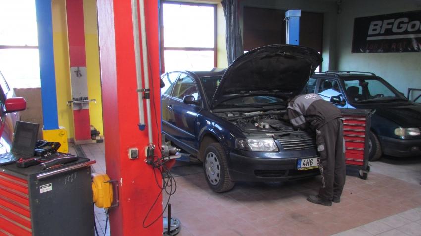 Autoservis - pneuservis Pavlíèek - 21872