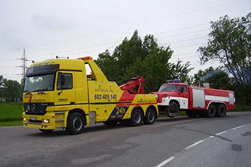 Autoslužby HK s.r.o. - Provozovna Bøíza - 16054