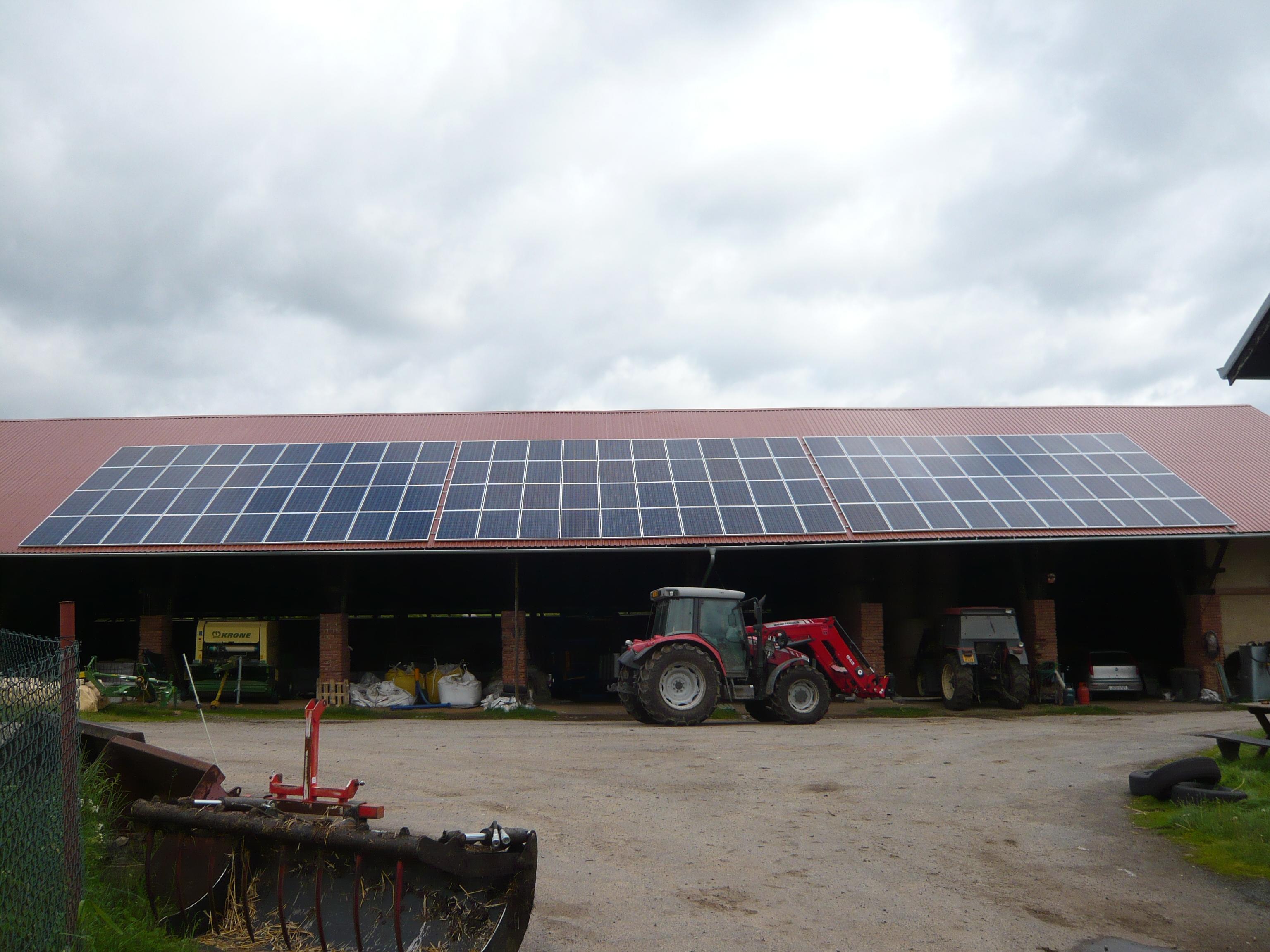 Fotovoltaické elektrárny Hyánek  - 11011