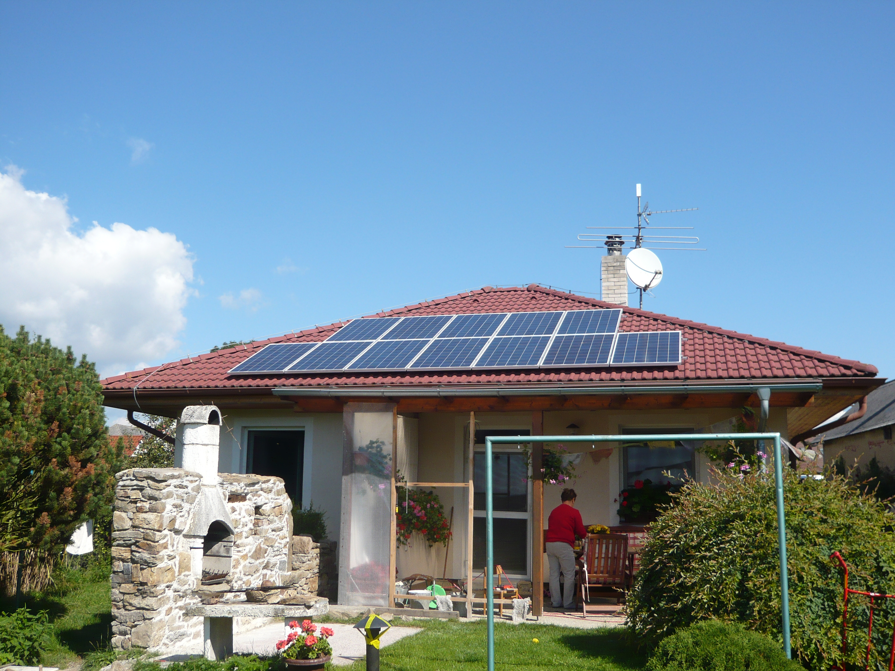 Fotovoltaické elektrárny Hyánek  - 11013