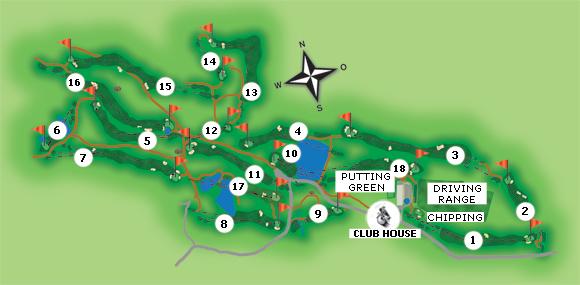 Golf Resort Franzensbad k.s. - 4589