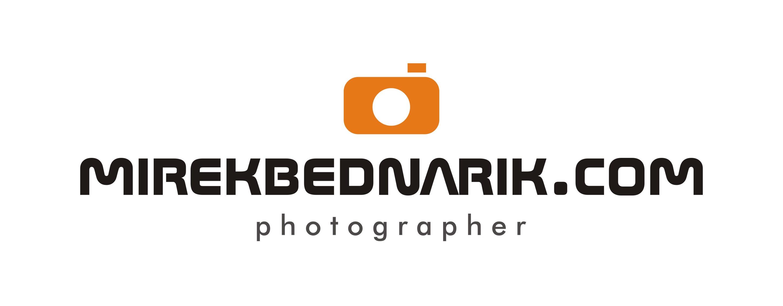 logo firmy Fotograf - mirekbednarik.com