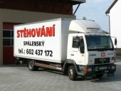 Stìhování autodoprava Spálenský - 16101
