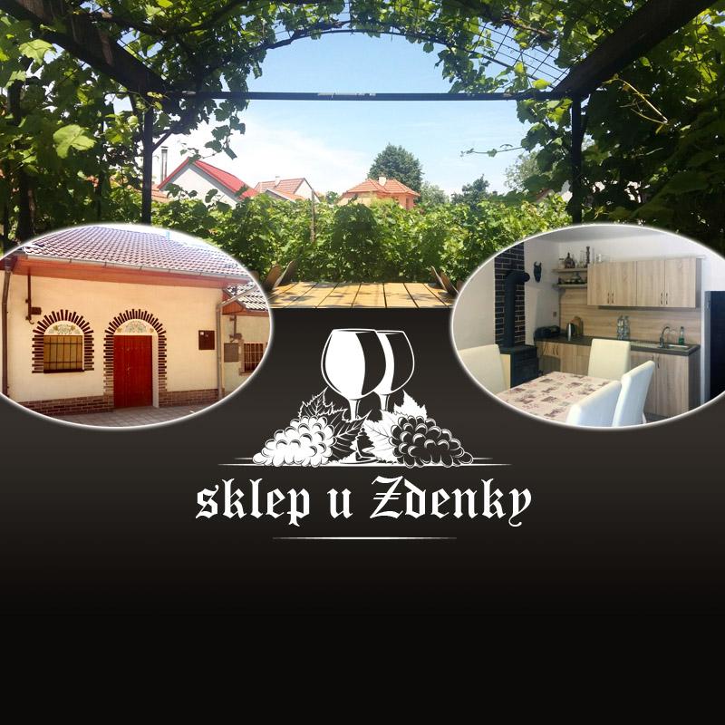 logo firmy Vinný Sklep u Zdenky
