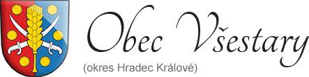 logo firmy Obec Všestary
