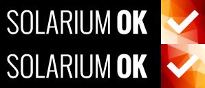 logo firmy Solárium partner s.r.o.,