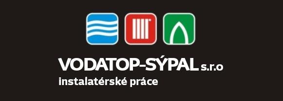 logo firmy VODATOP-SÝPAL s.r.o