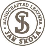 logo firmy Jan Škola - Handcrafted leather