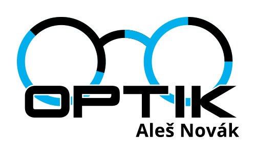 logo firmy Oèní optika Aleš Novák