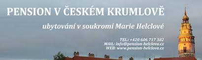 logo firmy Marie Helclová - Penzion