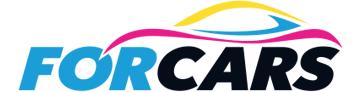 logo firmy FORCARS s.r.o.