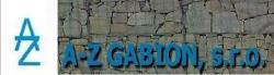 logo firmy A-Z Gabion, s.r.o.