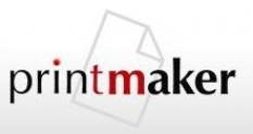 logo firmy Printmaker s.r.o.