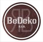 logo firmy BeDeko s.r.o.