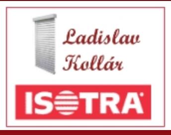 logo firmy Ladislav Kollár - Žaluzie Chomutov